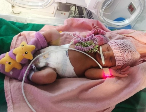 El hospital San Vicente de Paúl introdujo una nueva forma de recibir a los bebés