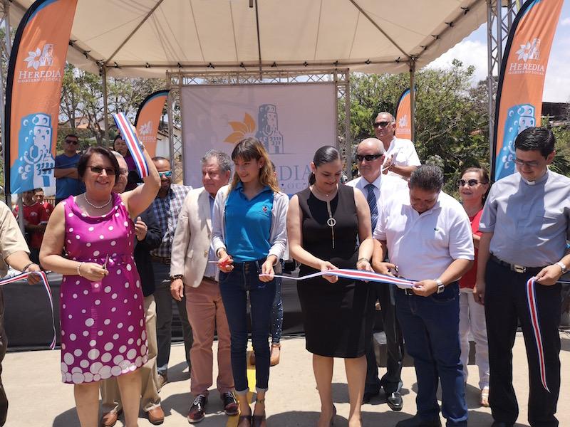 Foto Inauguración nuevo puente