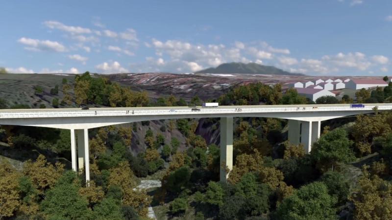 Foto Puente El Virilla Ruta 32