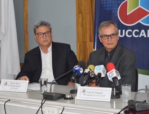 UCCAEP externa preocupación por la baja en el crecimiento económico