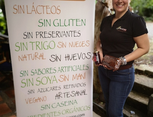 Emprendedora destaca por ser pionera en productos libre de alérgenos