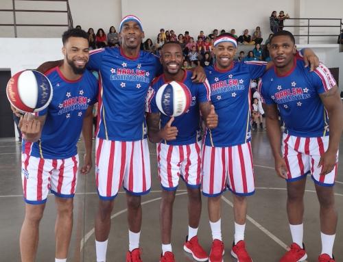 Harlem Globetrotters visitaron Costa Rica y generaron admiración