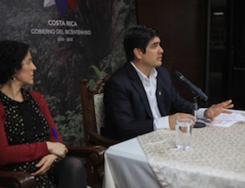Presidente de la República solicita a  diputado por Heredia dejar su curul