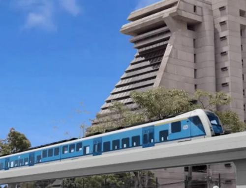 15 cantones por donde pasará el tren eléctrico reciben donación de ¢3265 millones