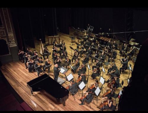 Orquesta Sinfónica de Heredia nominada a los premios Latin Grammy