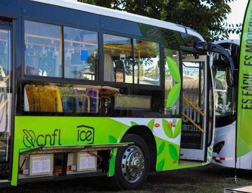 Adquieren 12 buses eléctricos para implementar plan piloto con esta tecnología