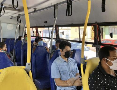 Choferes de bus deberán negar servicio a quienes no usen mascarilla