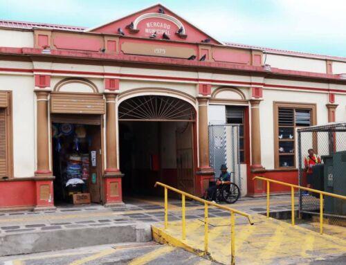 Cierran Mercado Municipal de Heredia por caso COVID-19