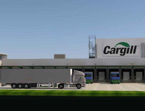 Cargill recibe Bandera Azul Construcción Sostenible por moderno centro de logística