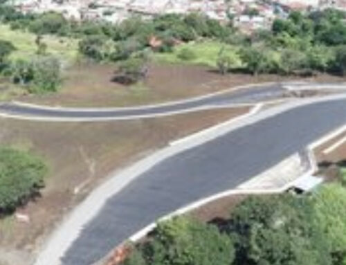 Obras de conector entre Barreal-Castella alcanzan un 54% de avance