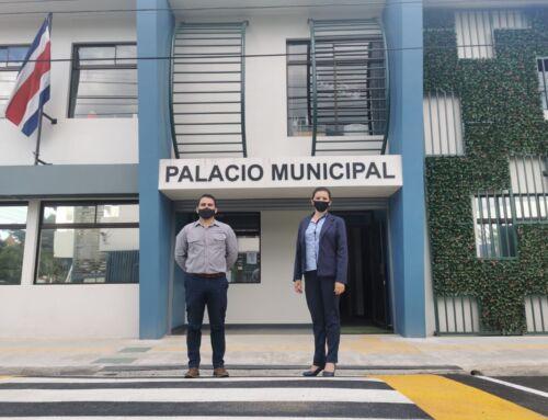 Santa Bárbara cierra año con nuevo edificio municipal