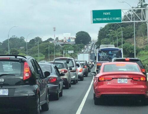 OIJ Heredia alerta de asaltos a la altura del puente Alfredo González Flores