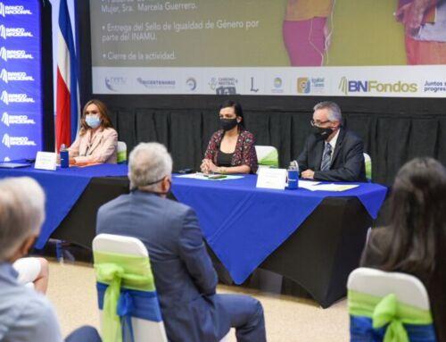 BN Fondos recibe distinción por garantizar igualdad de género en el ambiente organizacional