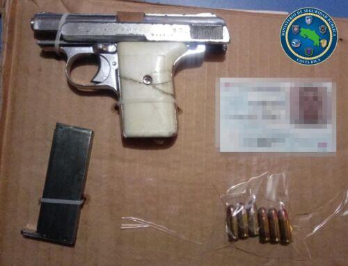 Fuerza Pública decomisó 69 armas en Heredia