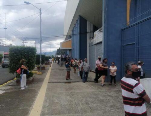 Palacio de los Deportes presta instalaciones para agilizar vacunación contra COVID-19 en Heredia