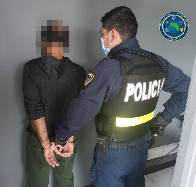 Detenidos en Santa Bárbara