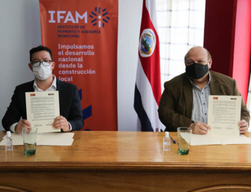 IFAM y CFIA firman alianza para agilizar permisos de construcción en municipalidades