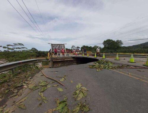 4 cantones de la provincia herediana afectados por las fuertes lluvias
